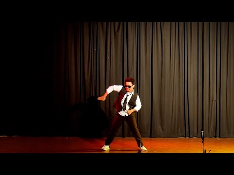 Hrithik Roshan Dance Mashup | Delhi ABSU Freshers Meet | Janu Swargiary |