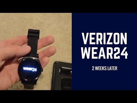 Verizon Wear 24 - 2 Weeks later & Test Call