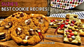 BEST COOKIE RECIPE - Adults and Kids