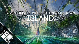 Seven Lions, Wooli, &amp Trivecta - Island (Feat. Nevve) [WM Edit] Melodic Dubstep