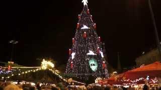 Dortmund Weihnachtsbaum - Grösster Weihnachtsbaum der Welt