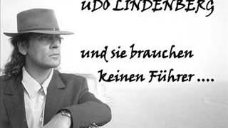 udo lindenberg   sie brauchen keinen führer