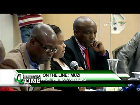 Question Time: Zuma, Gupta family relations, 29 May 2017