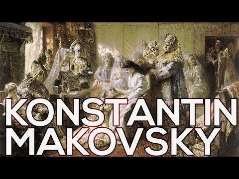Konstantin Makovsky: A collection of 337 works (HD)