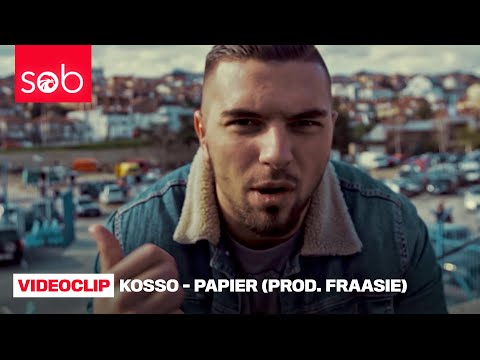 KOSSO - PAPIER (PROD. FRAASIE)