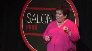 The World is Your Oyster - Go Taste It! | Carrie Walters | TEDxDaytonSalon