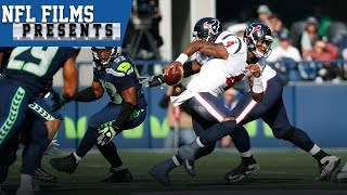 """Texans vs. Seahawks """"The Rookie Takes On the Legion of the Boom"""" (Week 8)   NFL Films Presents"""