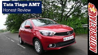 2018 Tata Tiago AMT Review in Hindi EXCLUSIVE