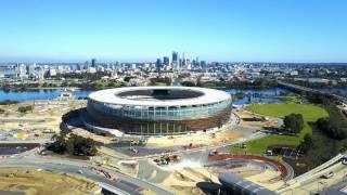 Perth Stadium 2017