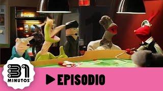 31 minutos - Episodio 3*11 - Bodoque apostador