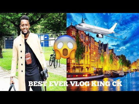 #Vlog Holland 17/9/2018 By King Ck