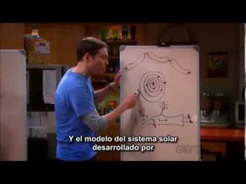 TBBT - The Big Bang Theory. 6x04 - Pictionary. Sub. Esp.