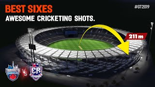Toronto Nationals  Super Sixes from Global T20 | Canada 2018