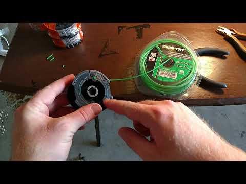 Restring Spool for Black & Decker Trimmer / Edger
