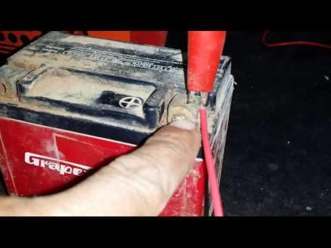 Aprendendo Carregador de bateria de capacitor