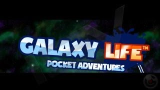 Galaxy Life™ Pocket Adventures - iPhone & iPad Gameplay Video