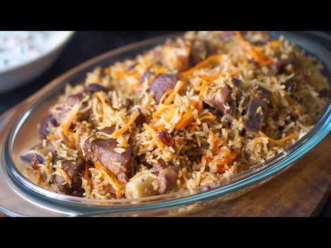 Kabuli Pulao Recipe | Quick & Easy | Hungry for Goodies