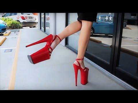 review-walking-gigantic-pleaser-beyond-012-red-10-inch-high-heel-platform-sandal-shoes