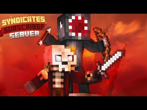 We WON The First Minecraft Tournament!! (Syndicate's Server) #3