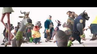 Зверополис   первый трейлер в дубляже Николая Дроздова   YouTube