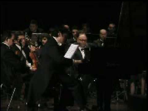 LISZT/VERDI Rigoletto Concert Paraphrase - Costantino Catena