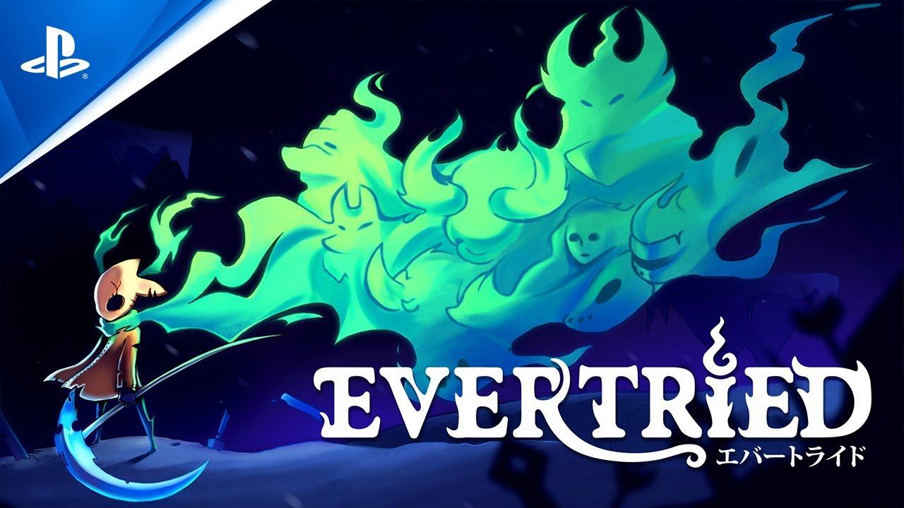 『Evertried』リリーストレーラー