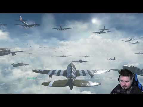 KAKAV SAM PILOT? - CALL OF DUTY WWII