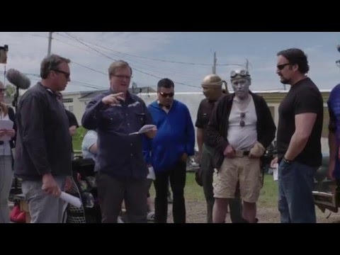 Trailer Park Boys S10 Behind the Scenes - Interview with Bobby Farrelly