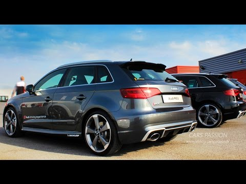 New Audi Rs3 2015 Sound Exhaust Like Akrapovic Youtube