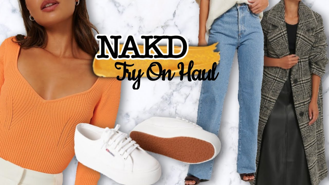 NAKD Herbst - TRY ON HAUL I AnikaTeller