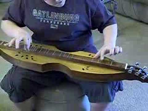 Turkey In The Straw - Mountain Dulcimer