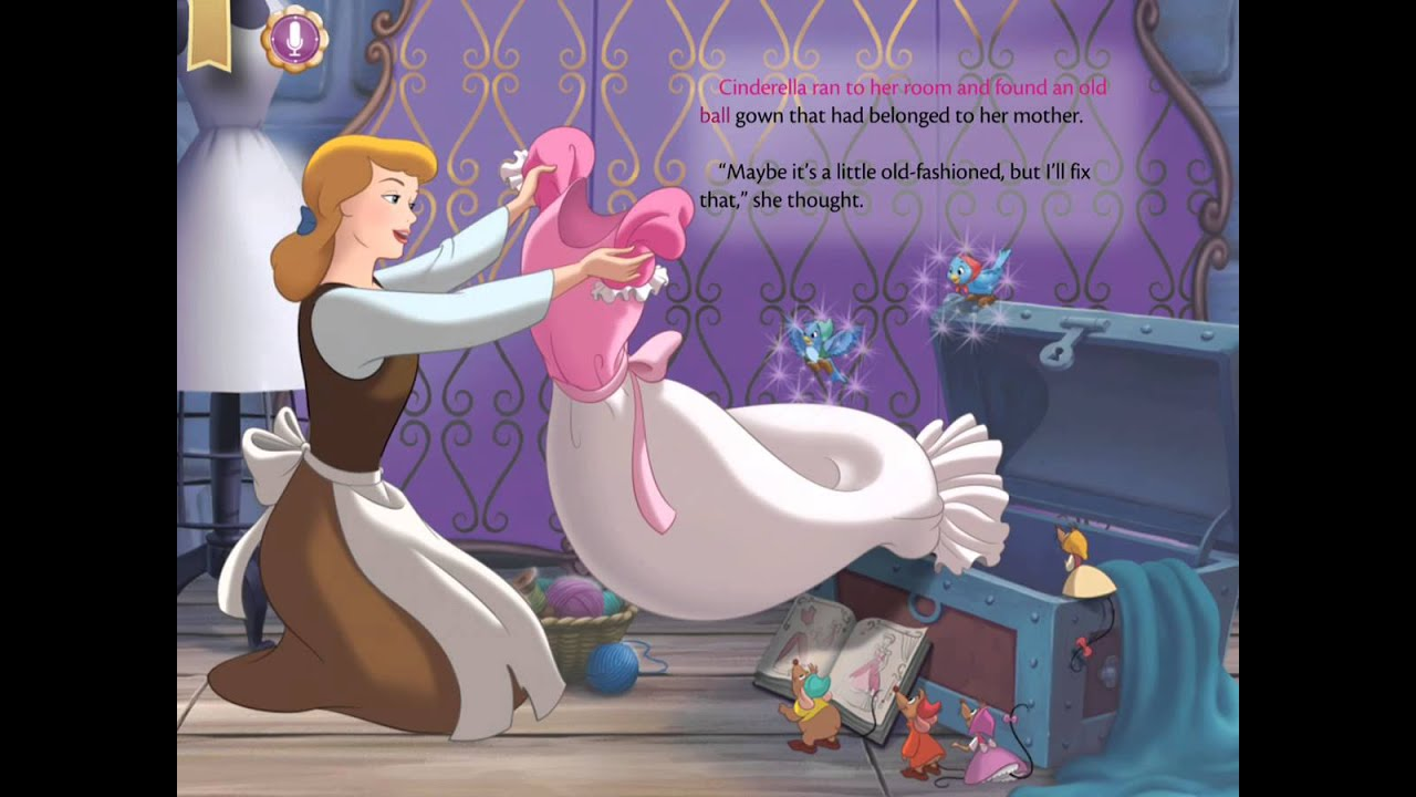 Cinderella toa