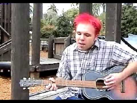 Kris Roe of The Ataris - Bad Case of Broken Heart (Acoustic)