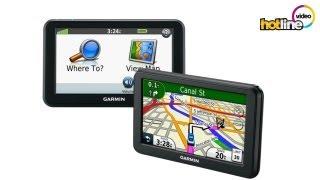 видео Обзор навигатора GARMIN nuvi 50,40,30