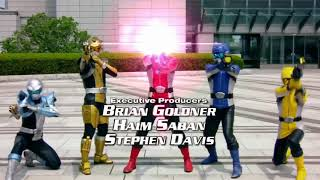 Danger Force Theme Song - (Power Rangers Beast Morphers Covered Fanpage)