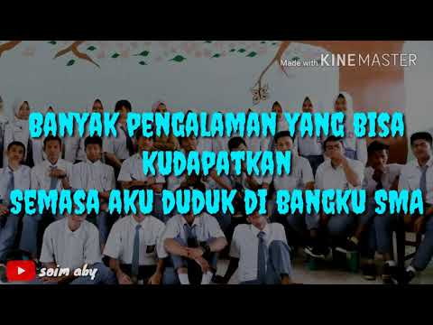 Lirik Lagu Masa SMA-Alfred Rey