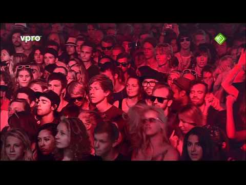 James Blake - Limit To Your Love - Lowlands 2011