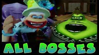 Flushed Away All Bosses | Final Boss + Ending  (PS2, Gamecube)