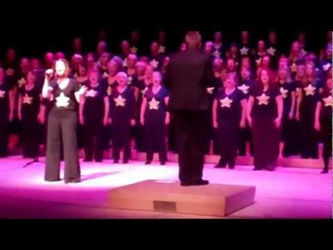 Basingstoke Rock Choir - Anytime You Need A Friend - The Anvil 12/07/2012