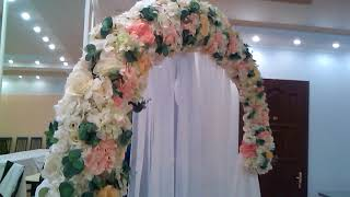 Свадебная Арка Своими Руками | (089) 120-5050 | WeddyDreams.od.ua