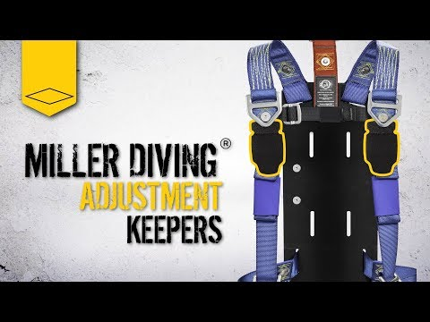 How To: Install Miller Diving Adjustment Keepers
