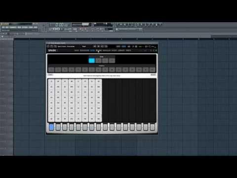 Arturia Spark 2 Drum Synthesizer Plugin - FL Studio Demo