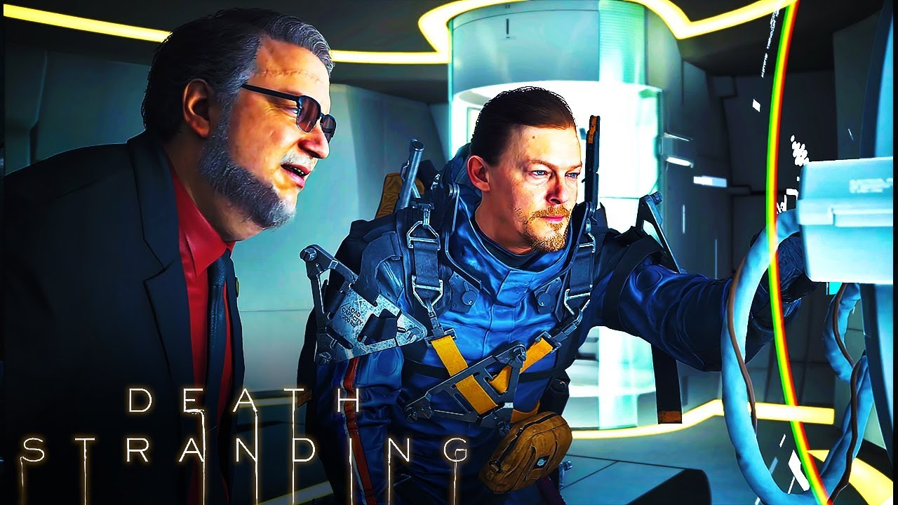 Death Stranding - Official 4K