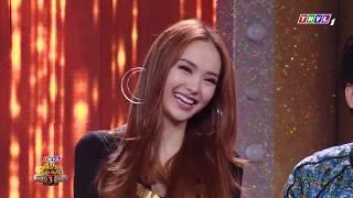 Hài Trường Giang: Trường Giang thả dê Minh Hằng trên chương trình Ca Sĩ Dấu Mặt.