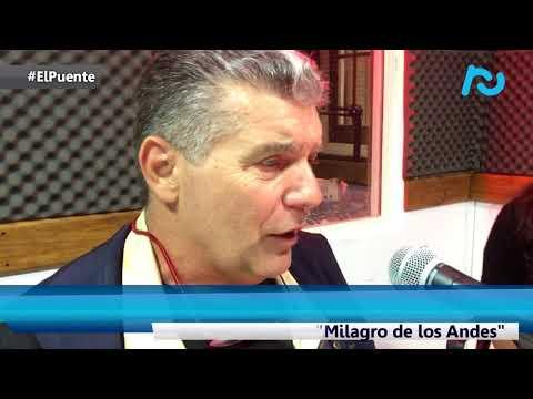 Carlos Páez Vilaró en Radio Mitre Rosario