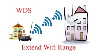 how to extend wifi range with another router wirelessly thumbnail
