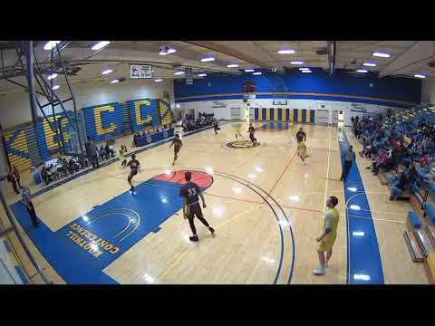 #2 Jamel Tuff JUCO Basketball Highlight Tape (Barstow Community College)