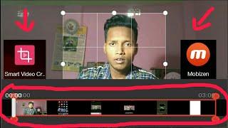Best Free Video cropper and video cutter app   Smart video crop   mobizen video cutter   mobizen app