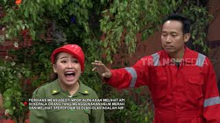 Anwar KEPANASAN Dipegang, Mpok Alpa Panik Lihat Api di Kepala | OPERA VAN JAVA (27/09/19) Part 2