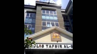 Lihat gedung MTA Majlis Tafsir Al Qur,an solo